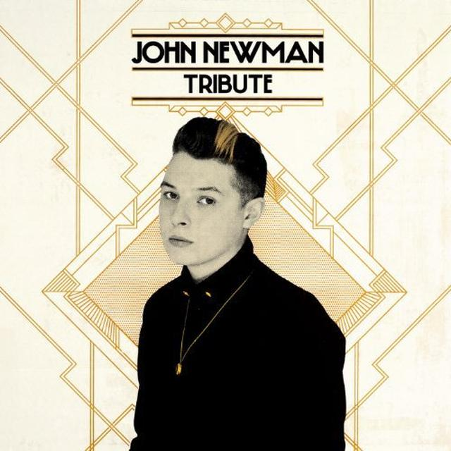 John Newman TRIBUTE Vinyl Record - Limited Edition