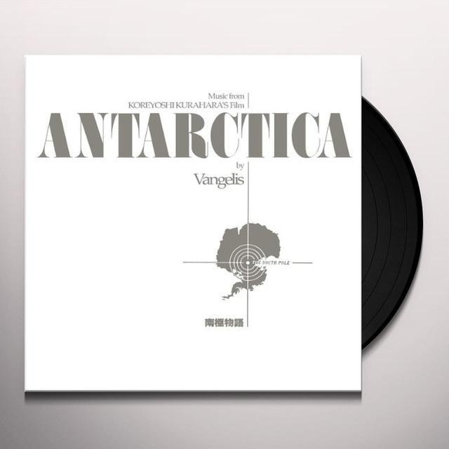 Vangelis ANTARCTICA Vinyl Record - Holland Release