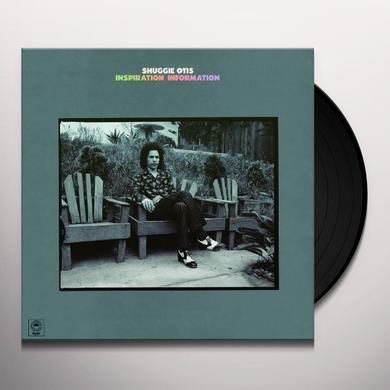 Shuggie Otis INSPIRATION INFORMATION Vinyl Record
