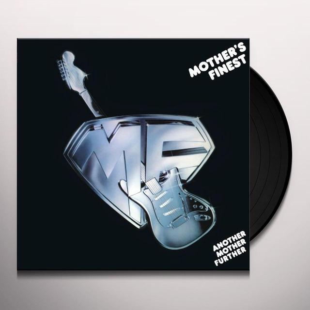 Mother'S Finest ANOTHER MOTHER FURTHER Vinyl Record