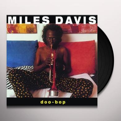 Miles Davis DOO-BOP Vinyl Record - Holland Import