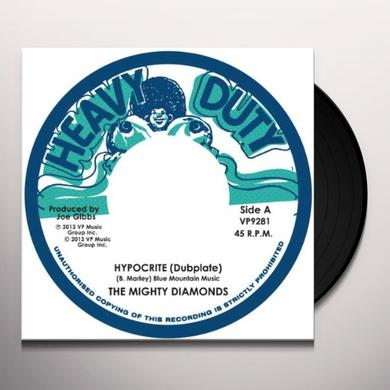 Mighty Diamonds HYPOCRITE Vinyl Record