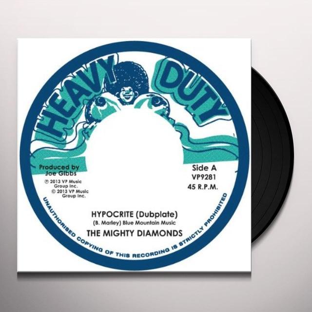 Mighty Diamonds HYPOCRITE Vinyl Record