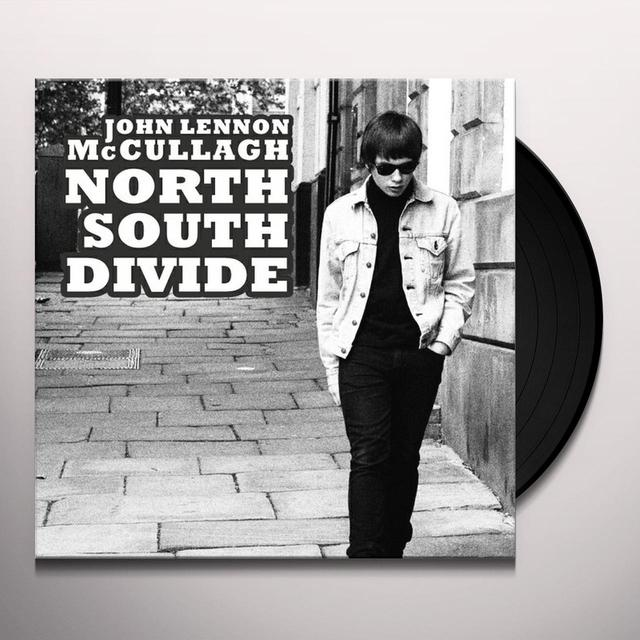 John Lennon Mccullagh NORTH SOUTH DIVIDE Vinyl Record - Limited Edition
