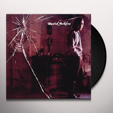 DAVID ACKLES Vinyl Record - Reissue