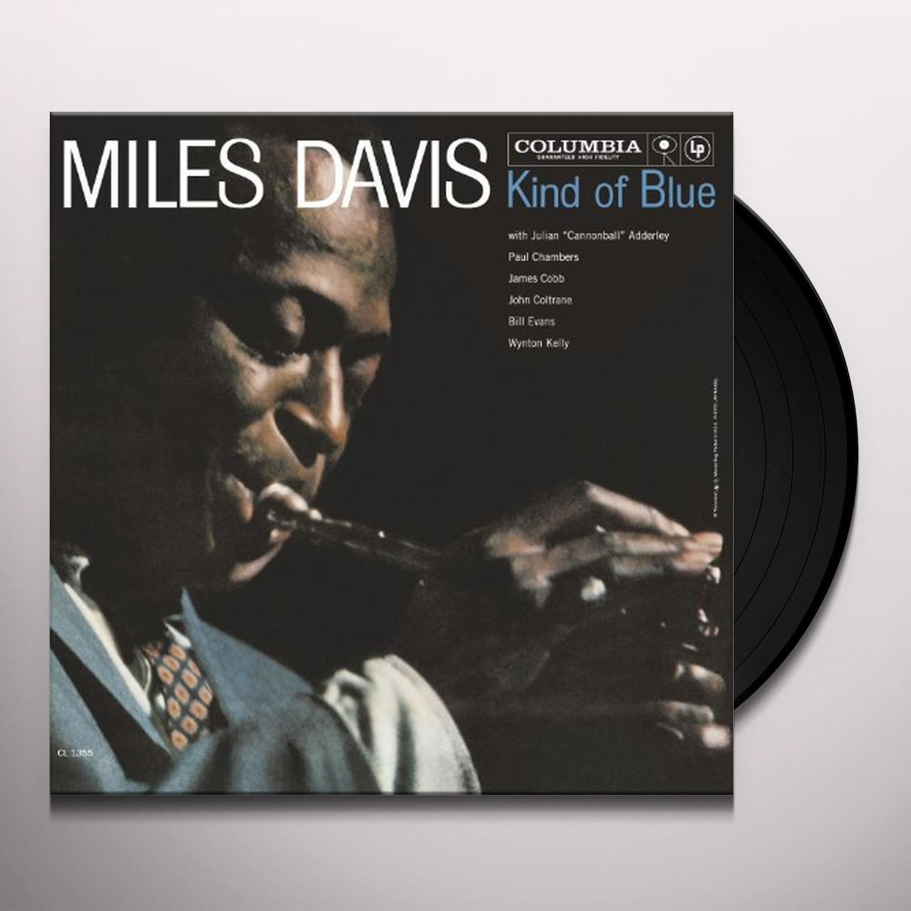 analysis of miles davis kind of blue And re-pressings and reissues (and reissues of reissues), it has got to be miles  davis' kind of blue  completely different spectrum analysis.