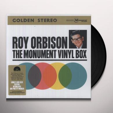 Roy Orbison MONUMENT BOX SET Vinyl Record