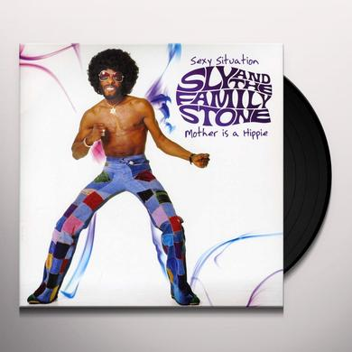 Sly & The Family Stone SEXY SUTUATION / MOTHER IS A HIPPIE Vinyl Record