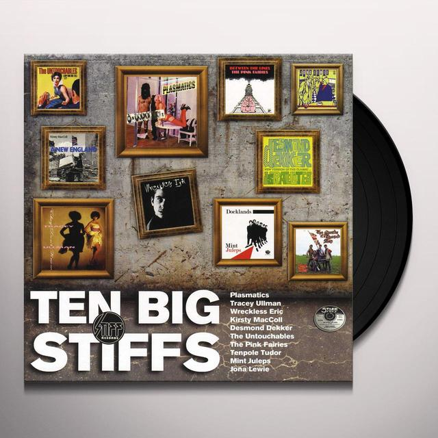 TEN BIG STIFFS / VARIOUS Vinyl Record