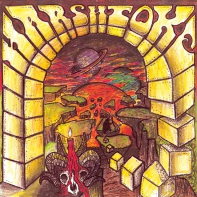 Harsh Toke LIGHT UP & LIVE Vinyl Record