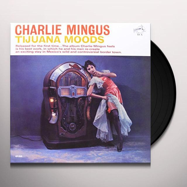 Charlie Mingus Quintet TIJUANA MOODS Vinyl Record