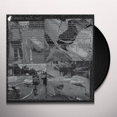 RED MAN K'S BEDRIFTER - GOODIEPAL LIVE CHAPEL HILL Vinyl Record