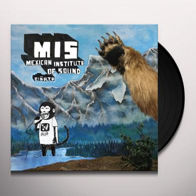 Mexican Institute Of Sound PINATA Vinyl Record