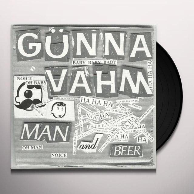 Gunna Vahm / Fight Amputation SPLIT 7 Vinyl Record