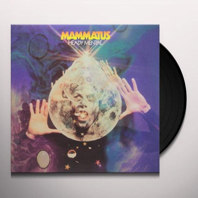 Mammatus HEADY MENTAL Vinyl Record