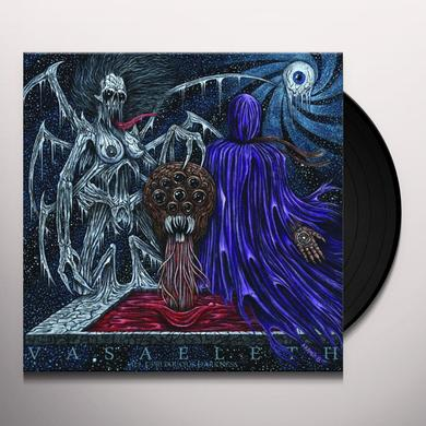 Vasaeleth ALL UPROARIOUS DARKNESS Vinyl Record