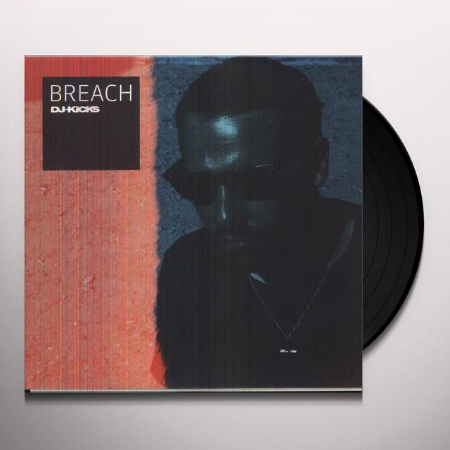 BREACH DJ-KICKS Vinyl Record - w/CD