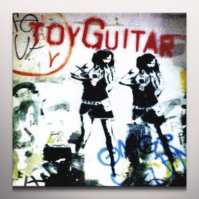 TOY GUITAR  (EP) Vinyl Record - Colored Vinyl