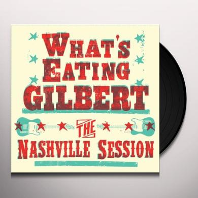 What'S Eating Gilbert NASHVILLE SESSIONS Vinyl Record
