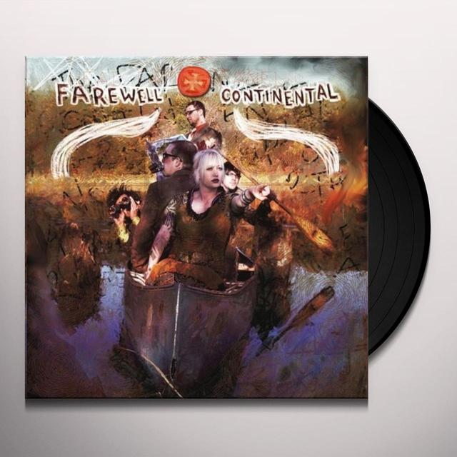 Farewell Continental HEY HEY PIONEERS Vinyl Record