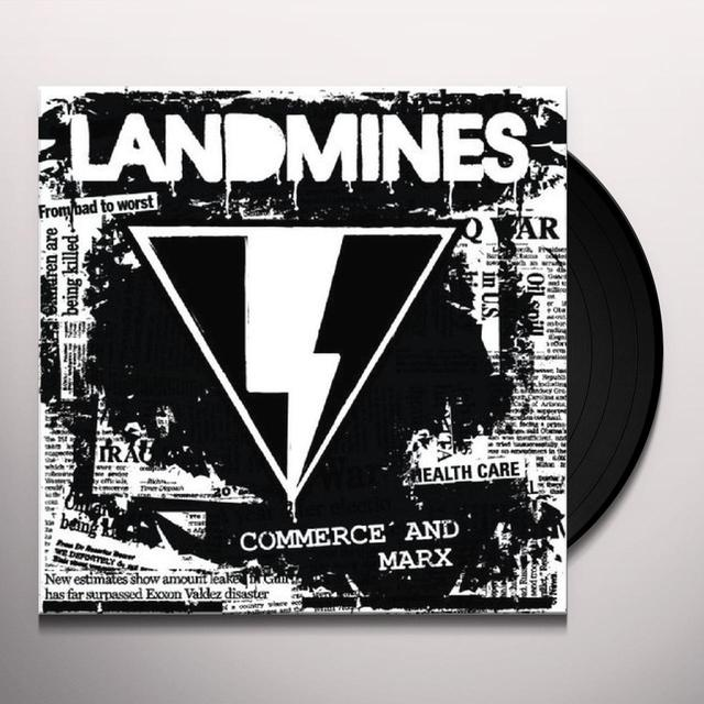 Landmines COMMERCE & MARX Vinyl Record