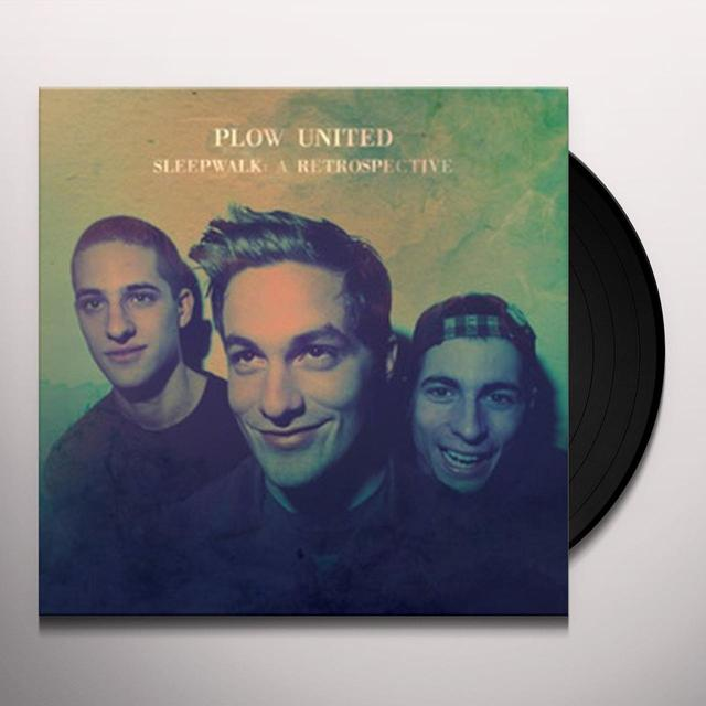 Plow United SLEEPWALK Vinyl Record