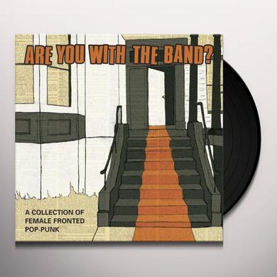 ARE YOU WITH THE BAND / VARIOUS Vinyl Record