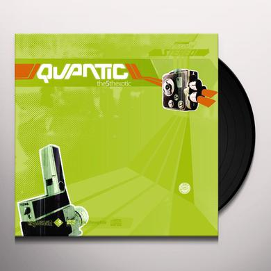 Quantic 5TH EXOTIC Vinyl Record