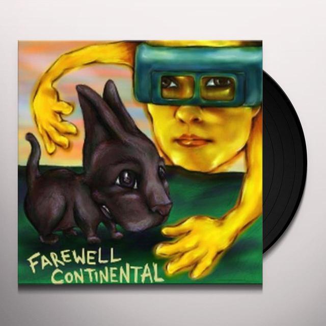 Farewell Continental EP 1 & 2 (EP) Vinyl Record