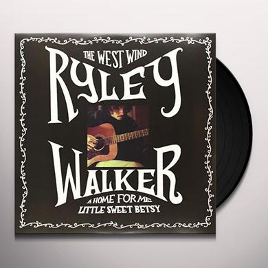 Ryley Walker WEST WIND Vinyl Record