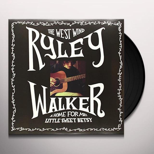 Ryley Walker WEST WIND Vinyl Record