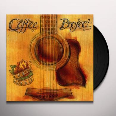 Coffee Project EASY DOES IT Vinyl Record - 10 Inch Single