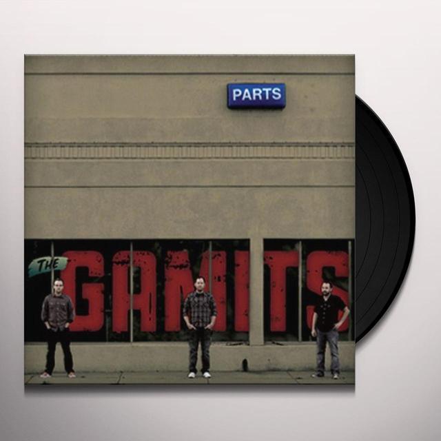 Gamits PARTS Vinyl Record