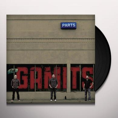 Gamits PARTS Vinyl Record