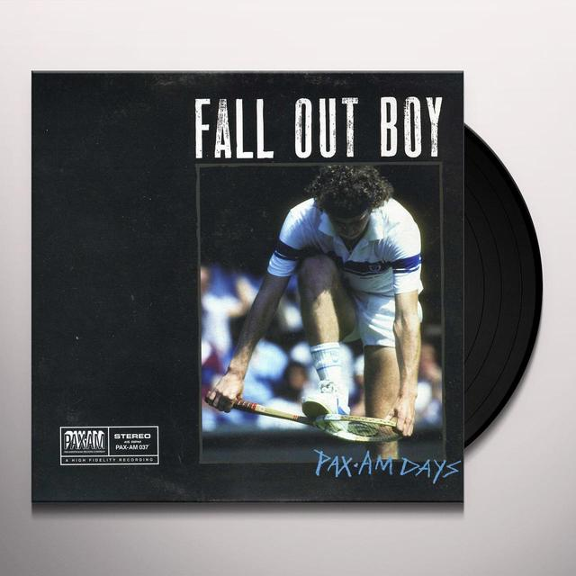 Fallout Boy PAXAM DAYS Vinyl Record - Limited Edition