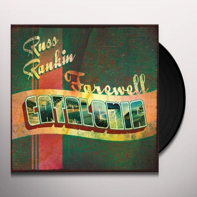 Rankin Russ FAREWELL CATALONIA Vinyl Record
