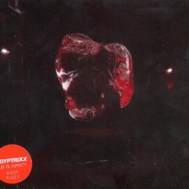 Egyptrixx A/B TIL INFINITY Vinyl Record
