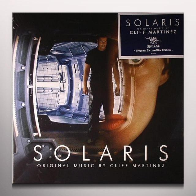 Cliff (Colv) Martinez SOLARIS / O.S.T. Vinyl Record - Colored Vinyl