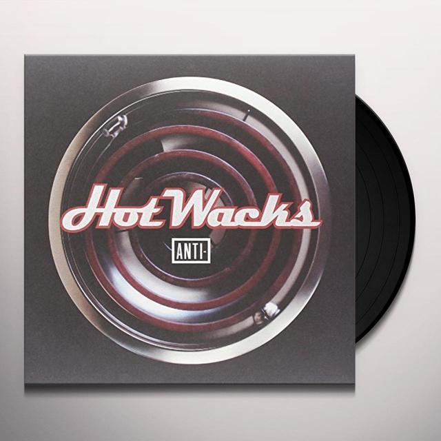 HOT WACKS: ANTI VINYL FALL COMPILATION 2013 / VAR Vinyl Record