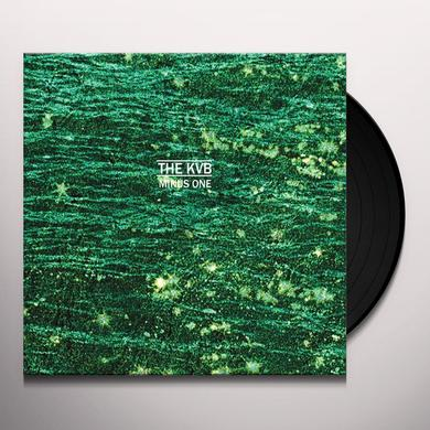 The KVB MINUS ONE Vinyl Record