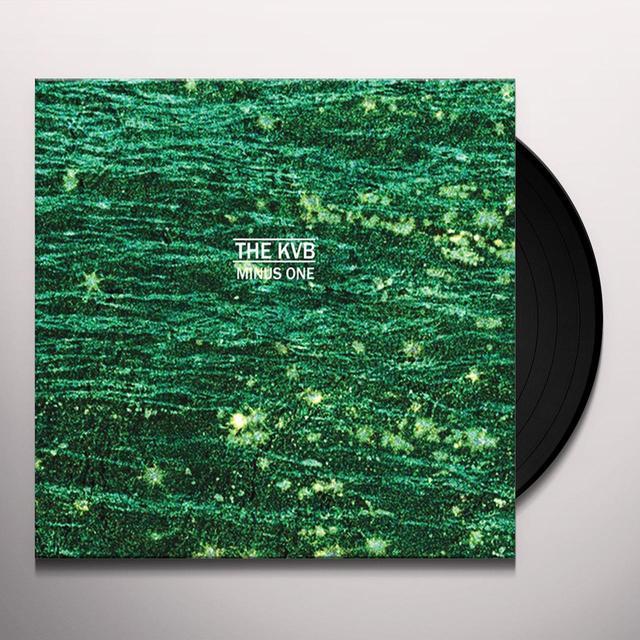 The KVB MINUS ONE Vinyl Record - 180 Gram Pressing