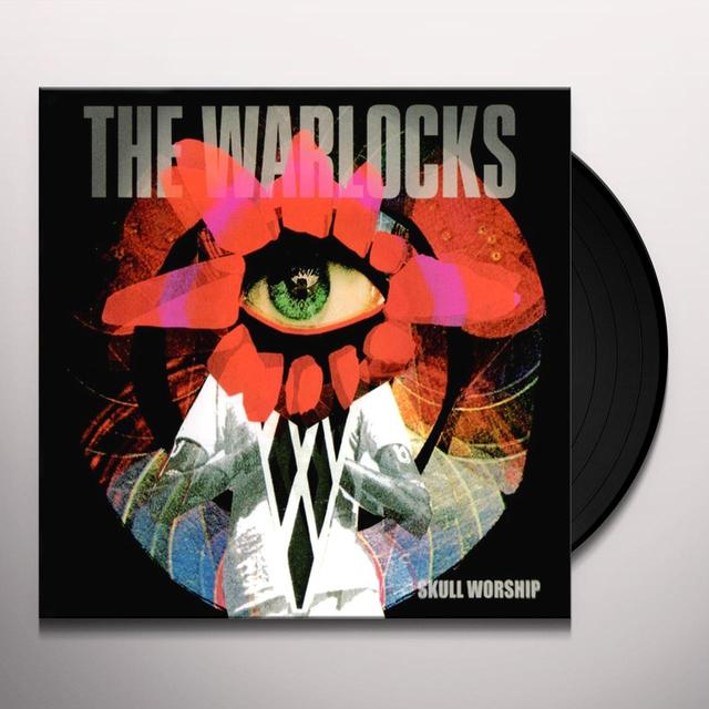 Warlocks SKULL WORSHIP Vinyl Record