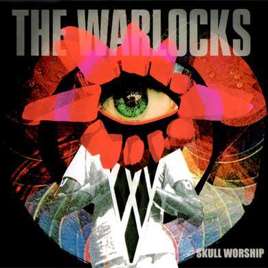 Warlocks SKULL WORSHIP Vinyl Record
