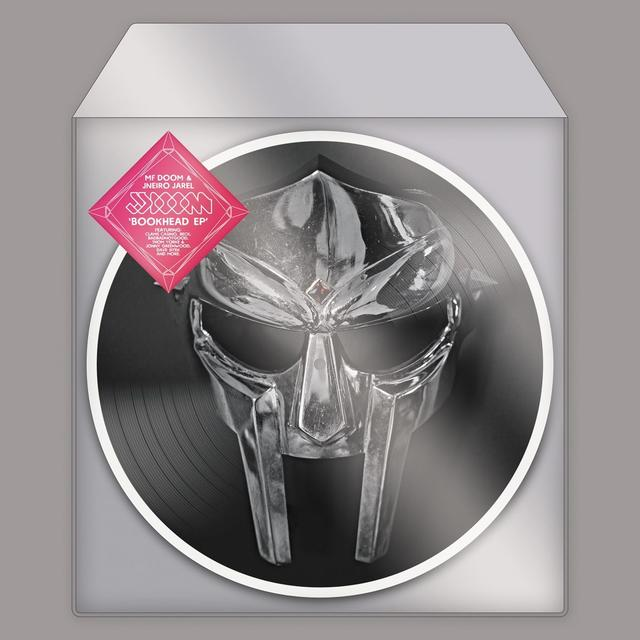 Jj Doom BOOKHEAD EP Vinyl Record