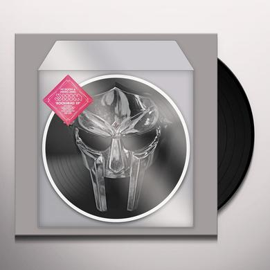 Jj Doom BOOKHEAD EP (EP) Vinyl Record - Digital Download Included