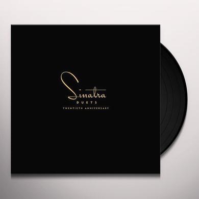 Frank Sinatra DUETS Vinyl Record
