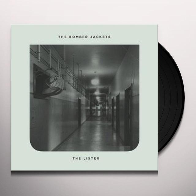 Bomber Jackets LISTER Vinyl Record