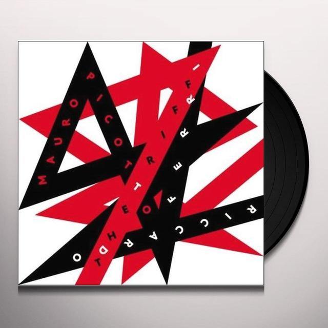 Mauro Picotto / Riccardo Ferri RIFF Vinyl Record