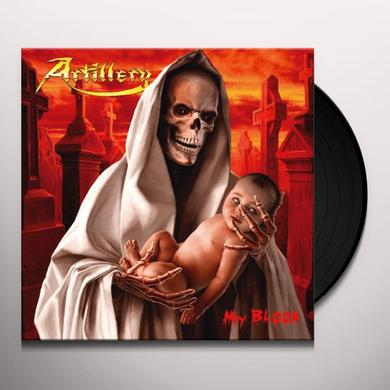 Artillery MY BLOOD Vinyl Record
