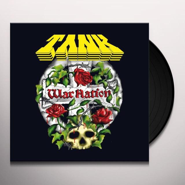 Tank WAR NATION Vinyl Record